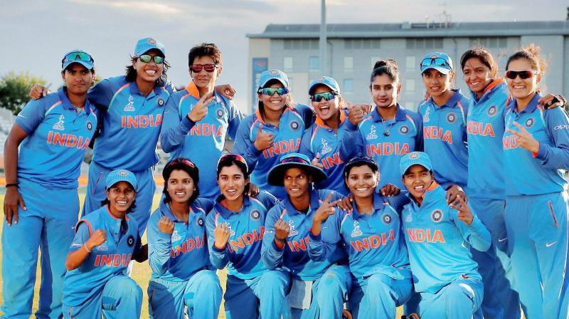 What hurt the Women in Blue most was the absence of power-hitting skipper Harmanpreet. (Photo: PTI)