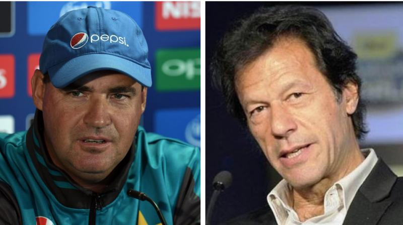 According to a highly reliable source, an influential member of the Pakistan Cricket Board's Cricket Committee and some other officials in the board had assured Arthur he would be getting an extension as head coach despite Pakistan's failure to reach the knockout stage of the World Cup. (Photo: AFP)