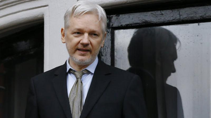 WikiLeaks founder Julian Assange (Photo: AP)
