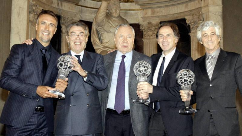 Baresi, who won the European Cup/Champions League three times in his 20 years at Milan, added that it was good for European football that Serie A is becoming a force again. (Photo: AP/PTI)