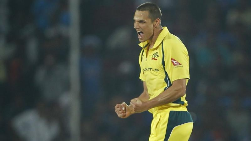 The fast bowler is likely to get a chance in the five-march ODI series against Pakistan to make his case stronger for the upcoming World Cup. (Photo: Twitter)