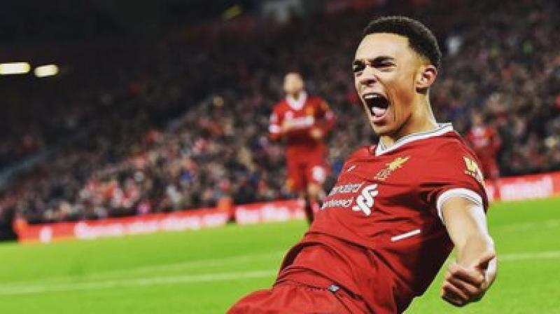 Trent Alexander-Arnold pulls out of England Squad due to back injury