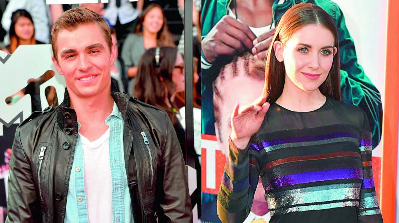 Alison Brie And Dave Franco Wedding.Dave Franco Opens Up About His Wedding