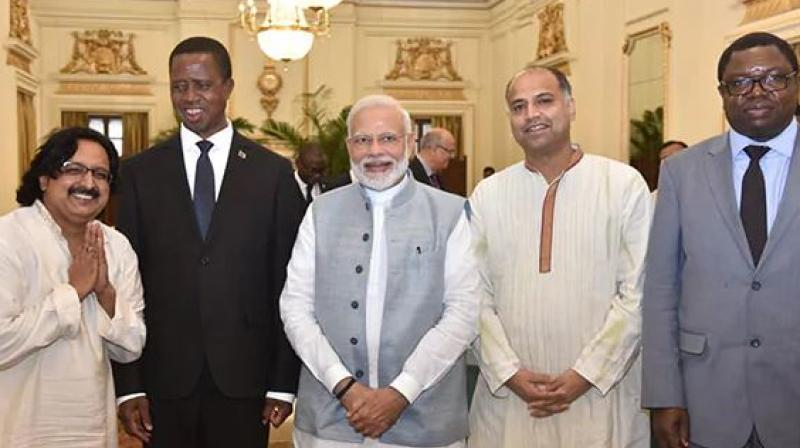 Ranjan Kumar, a 44-year-old violinist, had received a telephone call from Prime Minister's Office (PMO) informing him that he had been chosen for performing at a high-profile event, which would be attended by the Prime Minister. (Photo: Facebook)