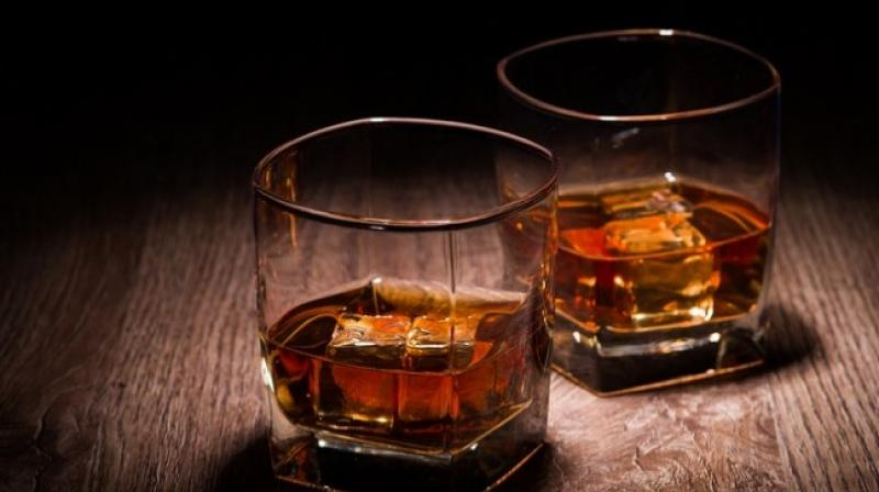 Current techniques use mass spectroscopy to identify the chemical composition of a whisky (Photo: AFP)