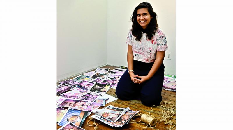 """I thought there was a need of positive images to break this onslaught of violent images of  Dalit people"" Rajyashri Goody"