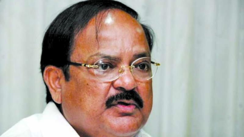 Vice President M. Venkaiah Naidu (Photo: File)