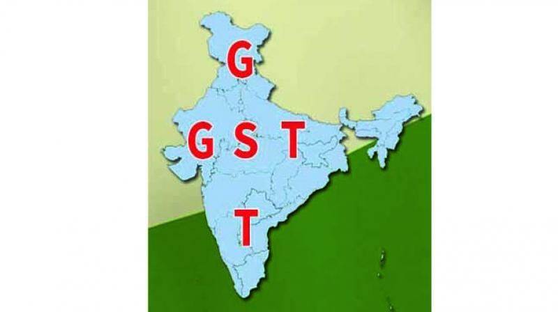 Finance Ministry ruled out rumours about GST being a tax based on religion (Representational Image).