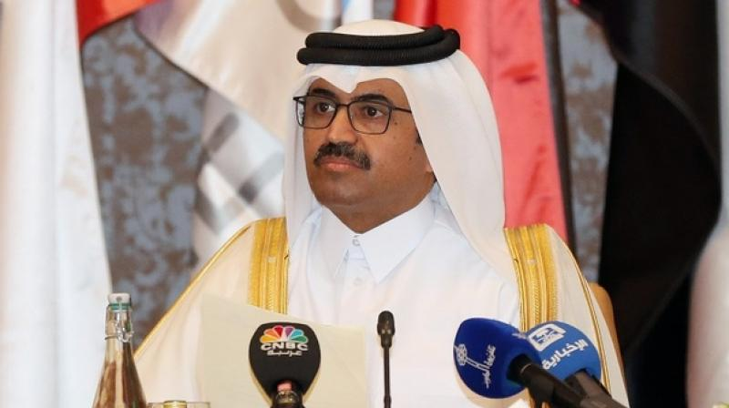The oil market is balanced in terms of supply and demand, Qatar's Energy Minister Mohammed al-Sada said on Sunday. (Photo: AFP)