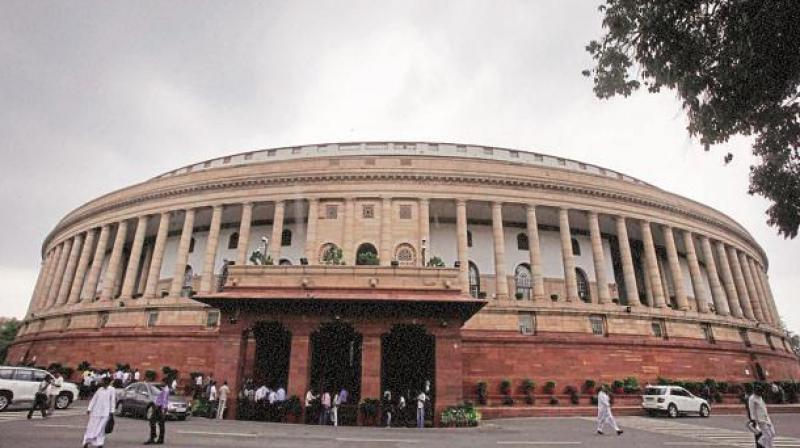 The Winter Session of Parliament ended on Friday. (Photo: PTI)