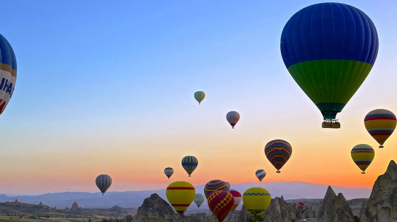 From discovering intense ancient traditions to falling in love with a diverse Turkish culture, this destination has the potential of giving you an experience of the lifetime. (Photo: Pixabay)