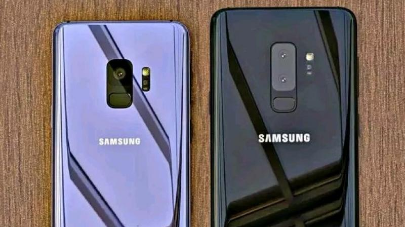 The Galaxy S9 will come with a 5.8-inch quad HD+ sAMOLED display and a 12MP Dual Pixel rear camera with (f/1.5 and f/2.4) aperture. (Photo: GizChina)