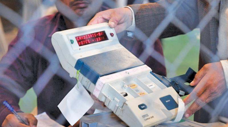 Despite strong defence by the Election Commission, tech researchers have claimed the machines can be rigged.