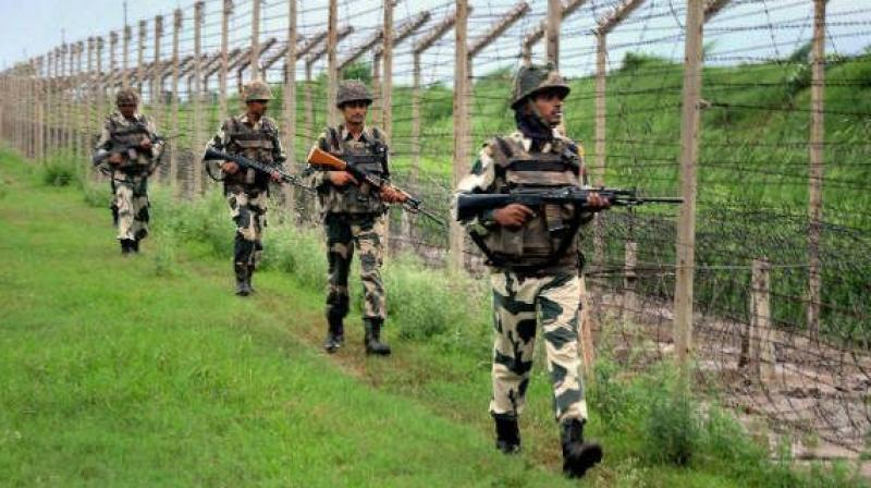 The Indian Army sources said a 'small group' of 'Ghatak' commandos carried out a tactical level selective targeting of the Pakistani post. (Photo: PTI)