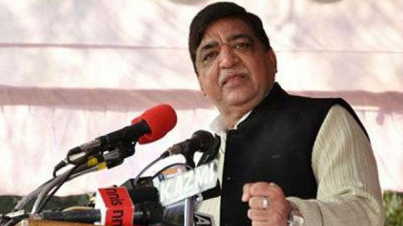 Naresh Agarwal said that India would, does and should treat anybody it considers a terrorist, as Jadhav has been treated by Pakistan. (Photo: PTI/File)