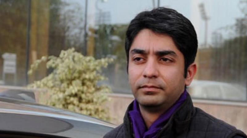 A file photo of Abhinav Bindra. (Photo: AFP)