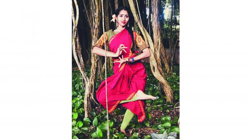 Nitya Narasimhan a Bharatanatyam dancer visited Kauai Islands in Hawaii for about two weeks and shares her experience.