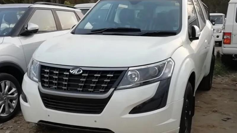 The base variant of the XUV500 is now pricier by Rs 8,000.