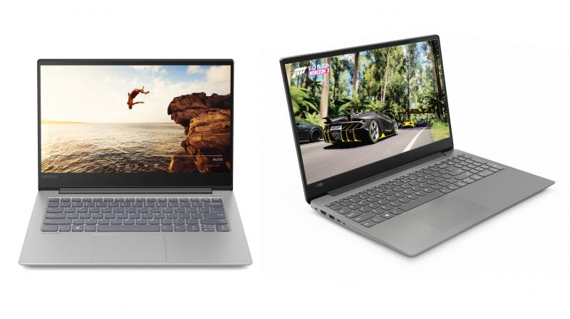 The Ideapad 530S (R) pricing starts at Rs 67,990 and the Ideapad 330S (L) at Rs 35,990.