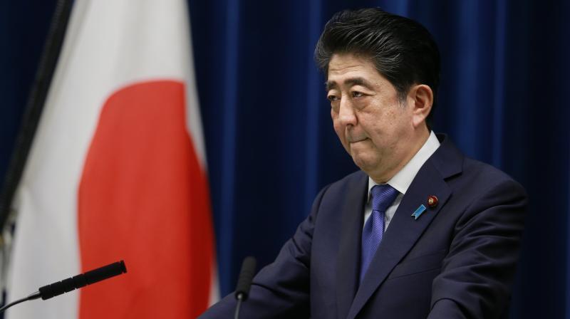 Japan's Prime Minister Shinzo Abe (Photo: AP)