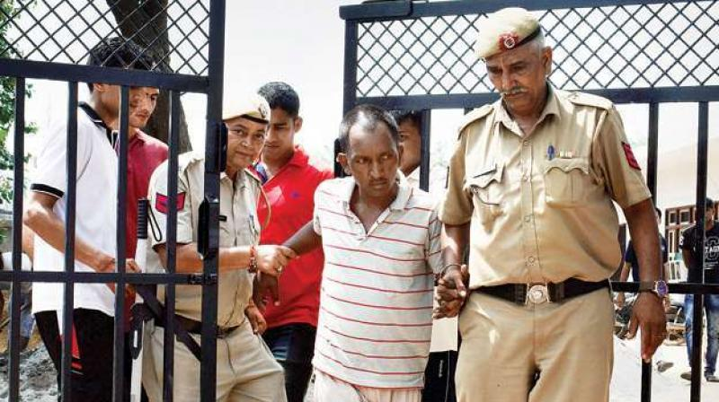 The GurgaonDistrict Court granted bail to bus conductor, Ashok, in the Pradyuman murder case, on November 21. (Photo: PTI/File)