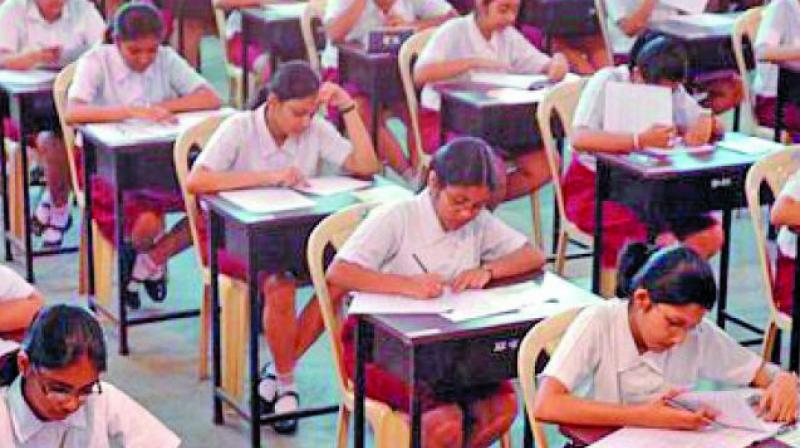 The results will be available on the CISCE website and through SMS. (Photo: PTI/Representational)