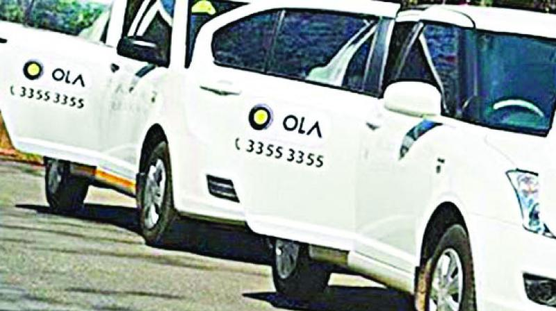 """""""If Uber comes up with a strategy to lock in some of the drivers or customers with more incentives, it will be difficult for Ola to make a comeback,"""" said Neil Shah, partner and research director at Counterpoint Research. (Photo: File)"""