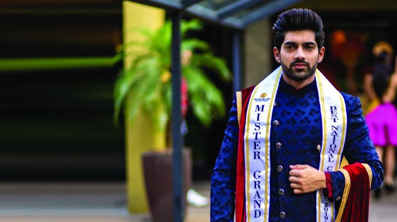 In 2018, Ashwani won the annual Rubaru Mr India competition persisted on March 10, 2018, in Goa. Earlier in 2019, he got chosen to represent India at Mr Grand International contest.