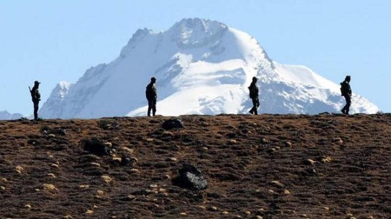 He also asserted that China has shut the Nathu La pass entry for Indian pilgrims travelling to Kailash Mansarovar because of the border standoff. (Photo: AFP)