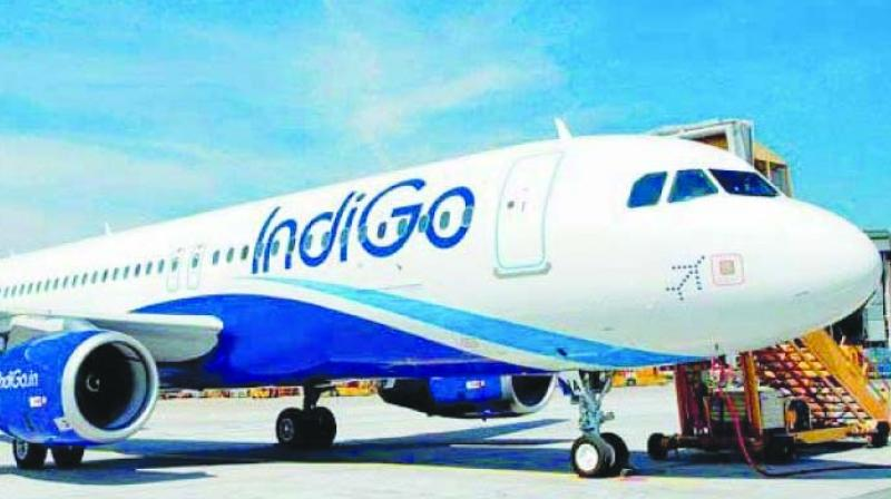The Hyderabad-bound plane had 162 passengers while the other aircraft was carrying 166 passengers.  (Photo: File | Representational)