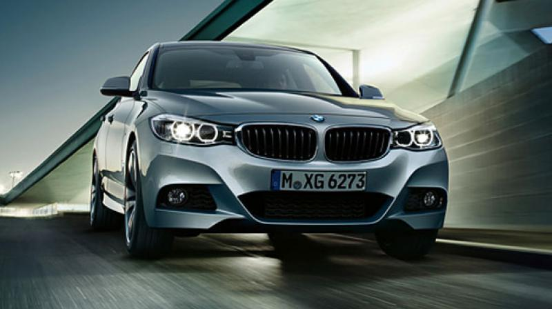 German luxury car maker BMW on Thursday launched its new BMW 3 Series Gran Turismo Sport in India priced at Rs 46.6 lakh (ex-showroom).