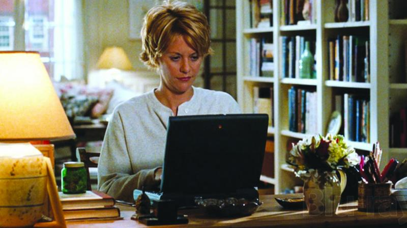 A still from the film You've got mail