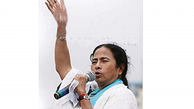 'Polls are being held in seven phases. It has been planned in such a way that the BJP leaders can move from one state to another for campaigning,'Mamata said. (Photo: File)
