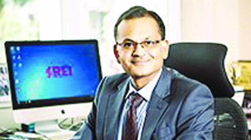Hemant Kanoria Chairman, Srei Infrastructure Finance Limited