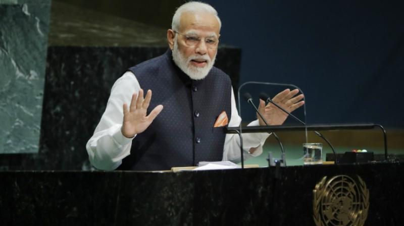 Modi has been representing the Varanasi Lok Sabha seat since 2014. He retained the high-profile constituency by comfortably defeating his opponents in this year's general elections. (Photo: File)