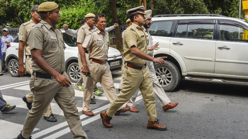 Delhi saw a rise of over 11 per cent in cases of crime in 2017 as compared to 2016, data released by the National Crime Records Bureau on Monday showed. (Representational Image)