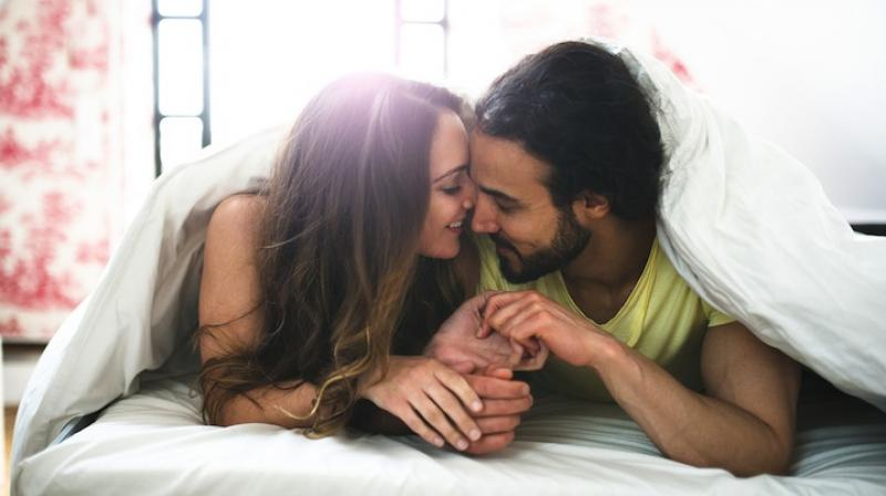 Researchers further revealed that men with longer penis make women climax more often.  (Photo: AFP)