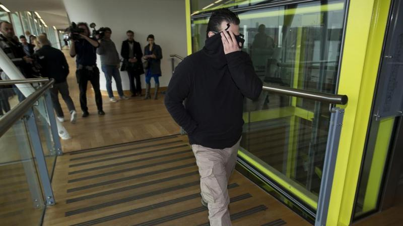 The 14 convicts had made about 2,000 documents - including Belgian, Spanish and Danish identity cards - and delivered them all over Europe. (Photo: AFP)