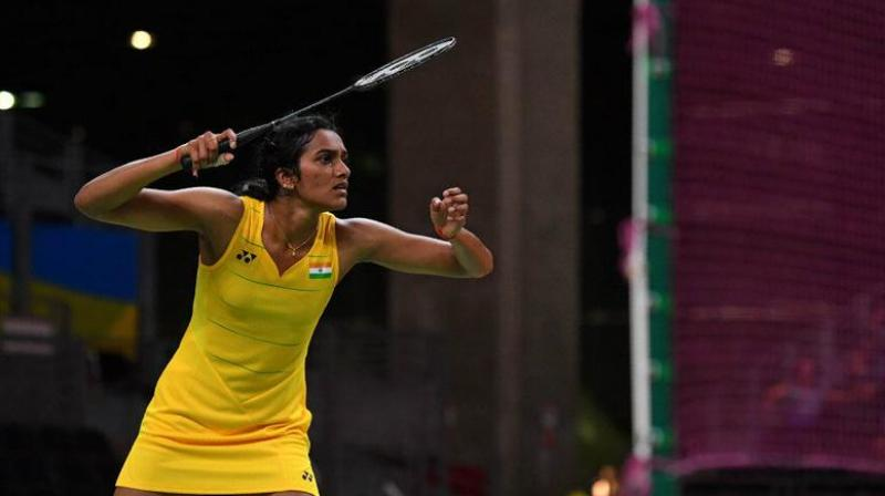 PV Sindhu will look to come up with a good show at the Hong Kong Open to qualify for next month's Dubai World Super Series Finals. (Photo: AFP)