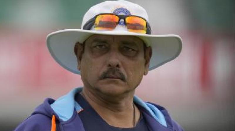 Ravi Shastri (AP file photo)
