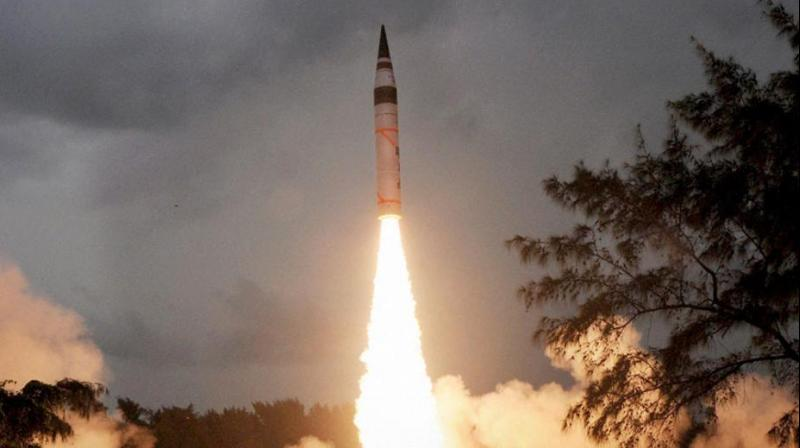 The Agni-I was developed by the Advanced Systems Laboratory (ASL) in collaboration with the Defence Research Development Laboratory (DRDL) and the Research Centre Imarat (RCI). (Photo: PTI | Representational)