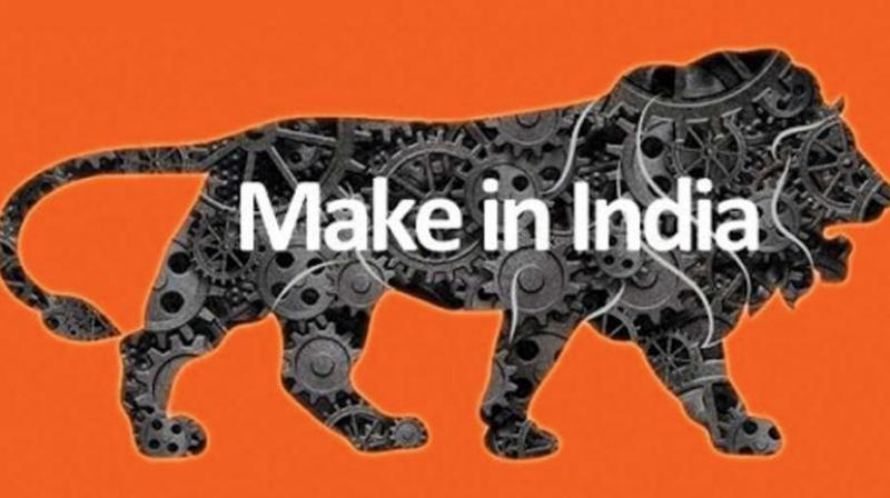 Make in India logo