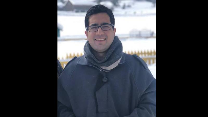 Shah Faesal, a 2010-batch IAS officer, was the first Kashmiri to top the civil services examination. (Photo: Facebook | Shah Faesal)