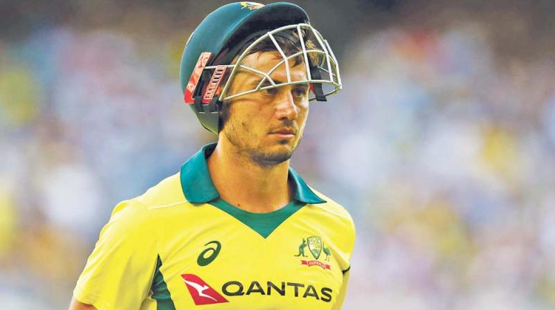 Hussey stated that Stoinis is a vital player, provides balance to the squad and fills the slot of the fifth bowler for the skipper Aaron Finch. (Photo: File)