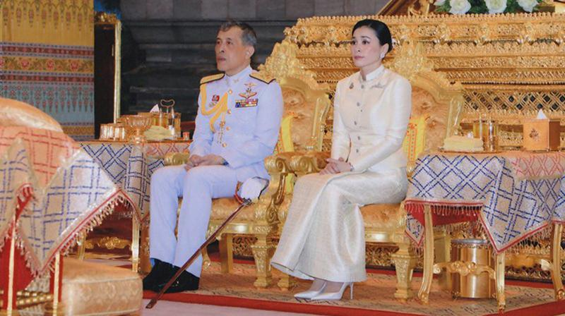 King Vajiralongkorn is known as Rama X of the Chakri dynasty, which has reigned since 1782. (Photo:AP)