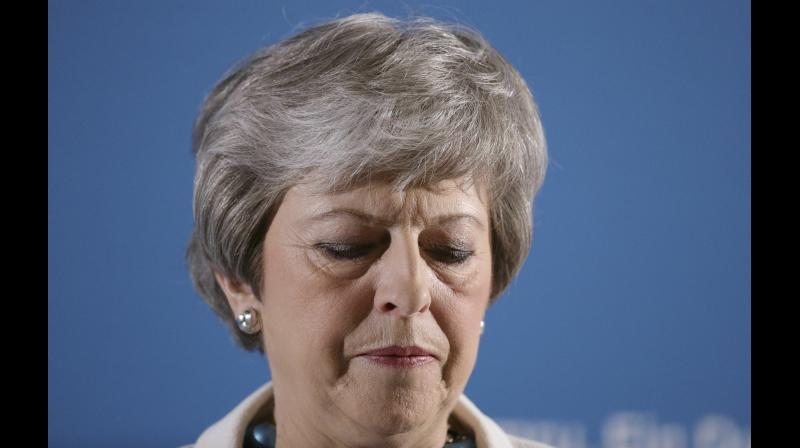 Brexit has damaged the standing of the big parties. (Photo:AP)
