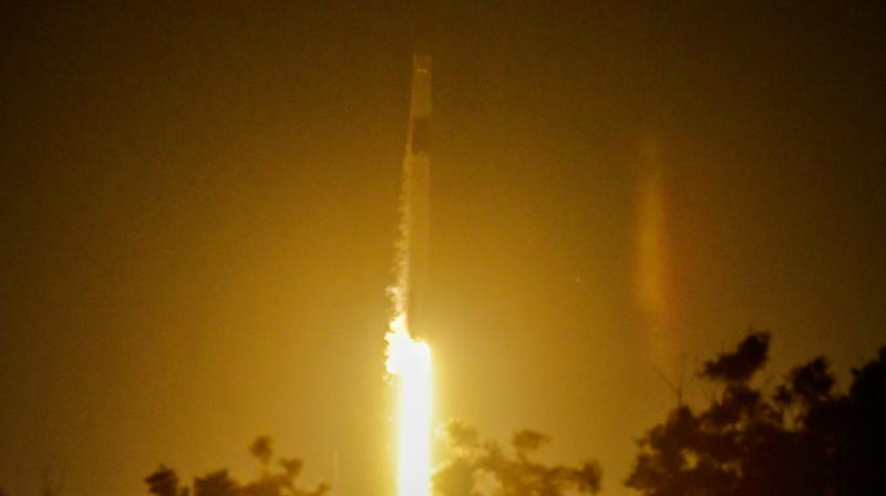 The rocket also carried two communications satellites belonging to China 125, a Beijing-based technology company. (Photo: AP, for representative purpose)
