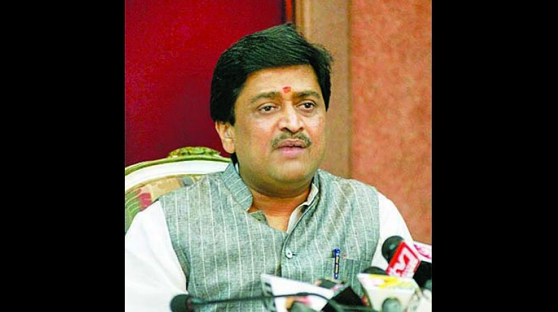 Congress leader Ashok Chavan