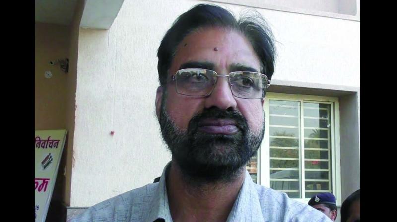 """Jajpal Singh """"Jajji"""""""