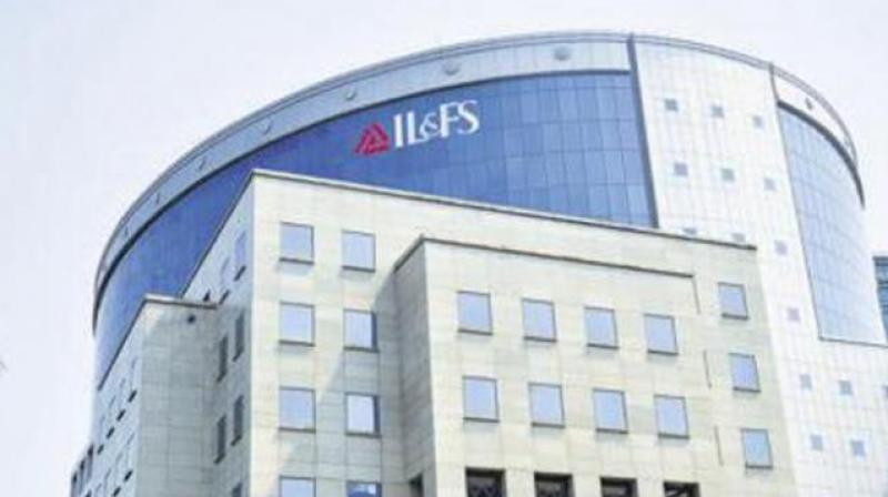 During the review period, IL&FS Group had availed rating services from Crisil Ltd, CARE Ratings, ICRA, India Ratings (a Fitch group company) and Brickwork.